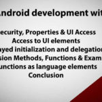 Modern Android development with Kotlin