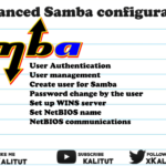 Advanced Samba configuration