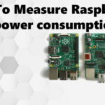 Measure Raspberry Pi power consumption