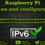 Raspberry Pi Turn on and configure IPv6