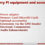Raspberry Pi accessories and equipment