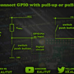 Connect Raspberry Pi GPIO resistor