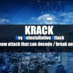 KRACK - a new attack that can decode/break any WiFi