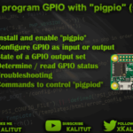 How to install pigpio on raspberry pi