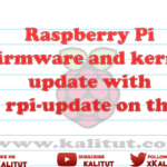 Raspberry Pi Firmware and kernel update with rpi-update