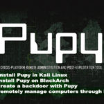 pupy rat remote administration tool