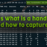 what is wifi handshake and how to capture it in Kali Linux
